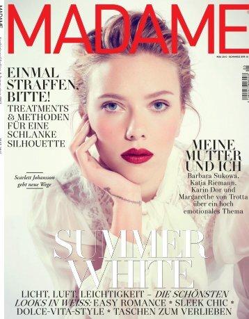 Madame Mai 2015