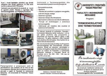 Broshura-Termoenergjetike dhe termoteknike-ere