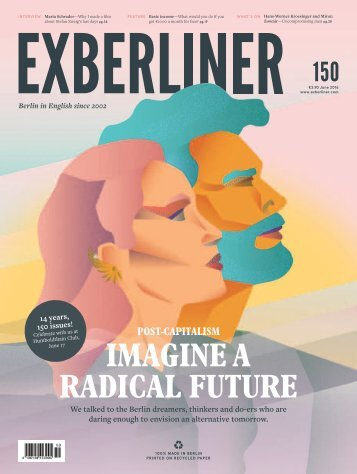 EXBERLINER Issue 150 June 2016