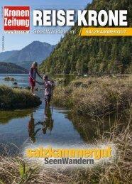 Reisekrone Seenwandern Salzkammergut 2016-05-14