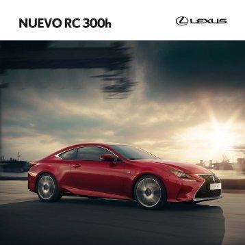 NUEVO RC 300h