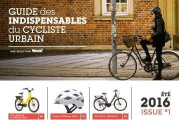 Le guide du cycliste urbain - été 2016