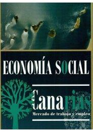 ANÁLISIS DE LA ECONOMÍA SOCIAL EN CANARIAS