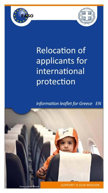 Relocation of applicants for international protection