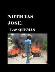NOTICIAS JOSE