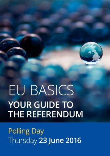 EU basics