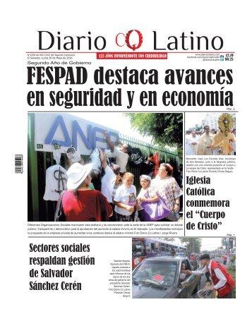 Edición 30 de Mayo de 2016