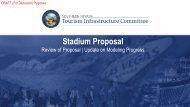 Stadium Proposal