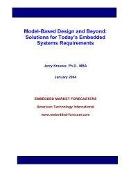 What is Model-Based Design? - MathWorks