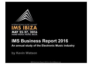 IMS Business Report 2016