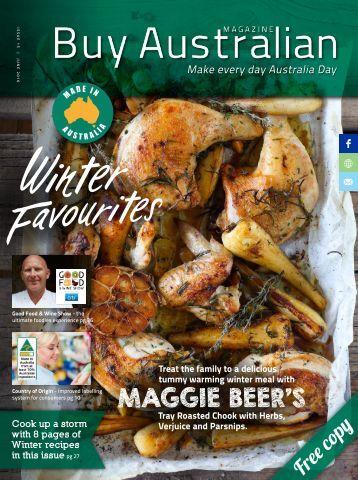Buy Australian Magazine June 2016