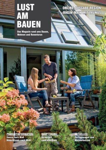 Online Ausgabe - 3 - Rhein-Main mit Taunus