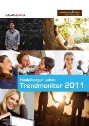 Trendmonitor 2011 - Heidelberger Leben