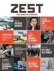 Zest Magazine - Zomer 2016