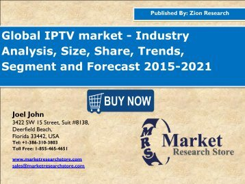 iptv market