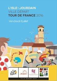 L'ISLE-JOURDAIN A SON TOUR MAGAZINE