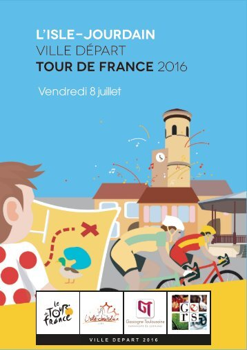 L'ISLE-JOURDAIN A SON TOUR MAGAZINE
