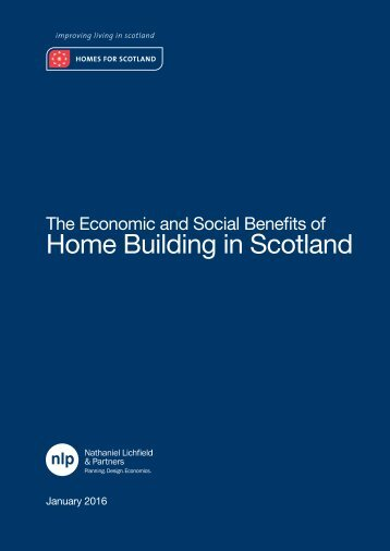 Home Building in Scotland