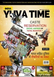 Yuva Time May 2016