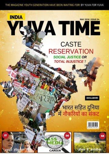 Yuva Time May 2016