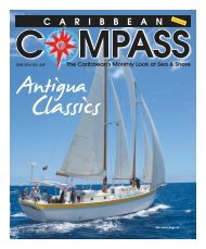 Caribbean Compass Yachting Magazine June 2016