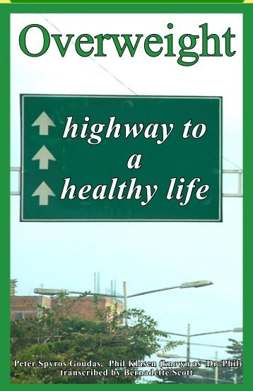 highway to a healthy life - Mr. Goudas Books