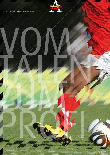 Imagefolder KFV Fußball Akademie Kärnten (PDF)