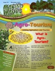 Agro-Tourism - Caribbean Tourism Organization