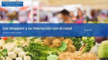 Los shoppers y su interacción con el canal