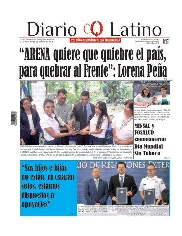 Edición 31 de Mayo de 2016