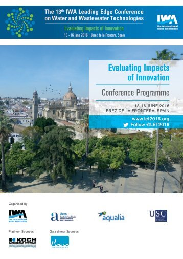 Evaluating Impacts of Innovation Conference Programme