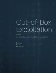 Out-of-Box Exploitation