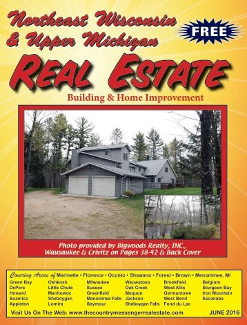 JUNE 2016 REAL ESTATE BOOK