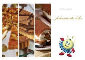 Catalogo Trevigel Cioccolato Torte 2016