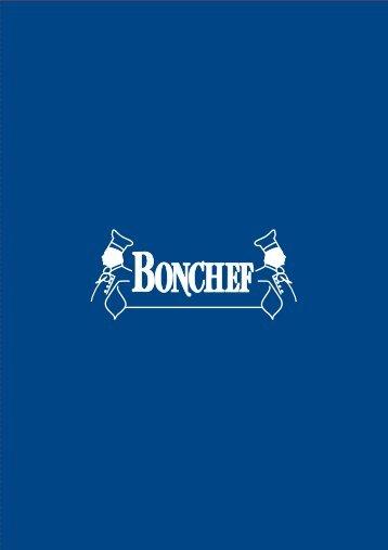 Catalogo Trevigel Bonchef 2016