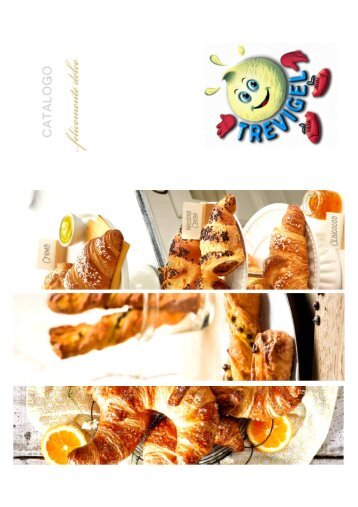 Catalogo Trevigel Croissant 2016
