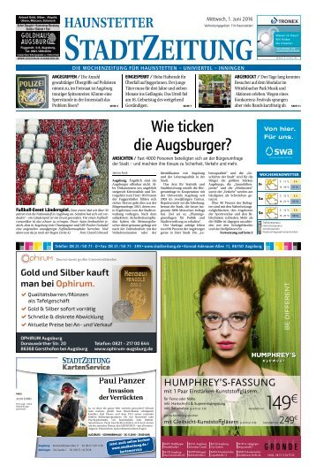114 Augsburg - Haunstetten 01.06.2016