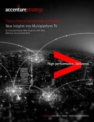 Cross-channel advertising attribution New insights into Multiplatform TV