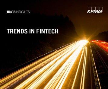 @KPMG @cbinsights #fintech