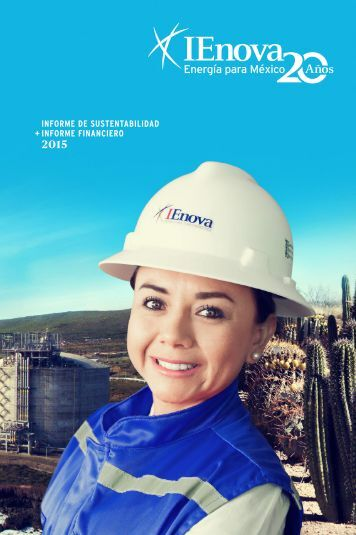 IEnova_INFORME2015