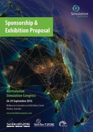 Sponsorship & Exhibition Proposal