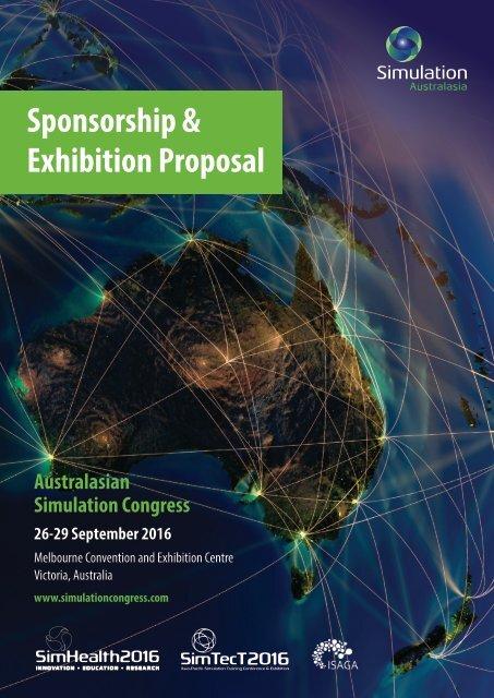 Sponsorship & Exhibition Proposal