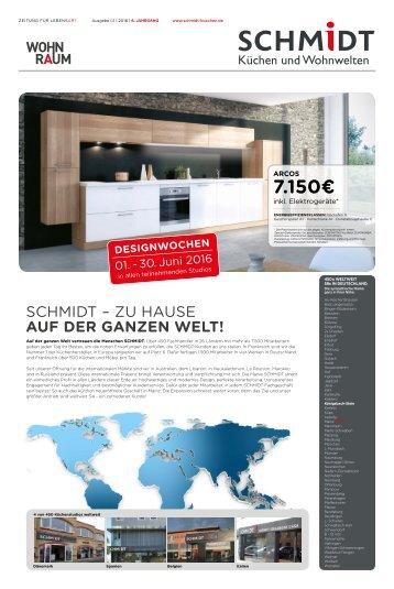 Schmidt Kuchen Heusenstamm Wohnraumzeitung