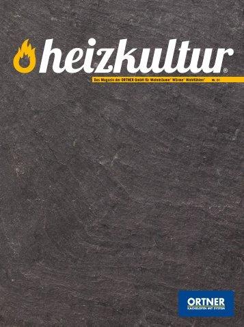 ORTNER heizkultur