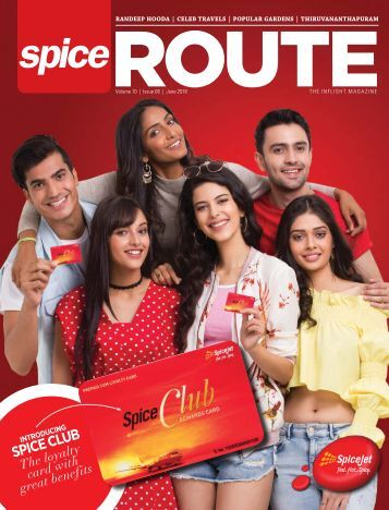 Spiceroute June 2016 issue