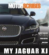 MotorScribes Magazine - April 2016