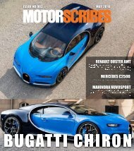 MotorScribes Magazine - May 2016