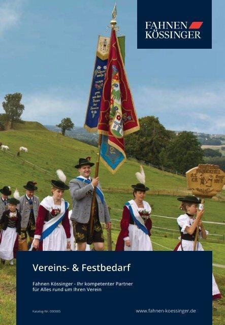 Vereins- und Festbedarf Katalog 2019