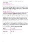 Cymorth i fyfyrwyr mewn Addysg Bellach 2016/17 canllaw i etholwyr - Page 6
