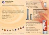 Aroma Marketing - bei Motto Wellness